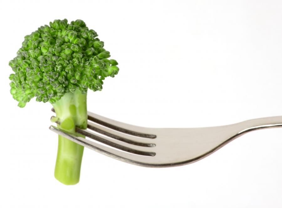 Brokuły mają właściwości przeciwzapalne