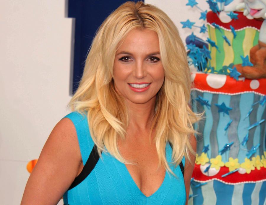 Britney Spears wypuściła wcześniej \