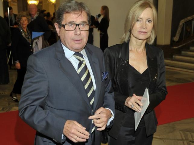 Elżbieta i Janusz Gajosowie