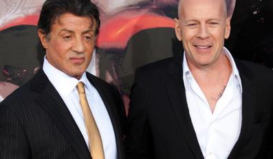 Sylvester Stallone nadal lubi Bruce'a Willisa