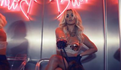 Nowy klip Britney Spears zakazany na Wyspach Brytyjskich