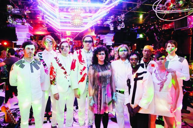 Arcade Fire na zdjęciach z nowej sesji