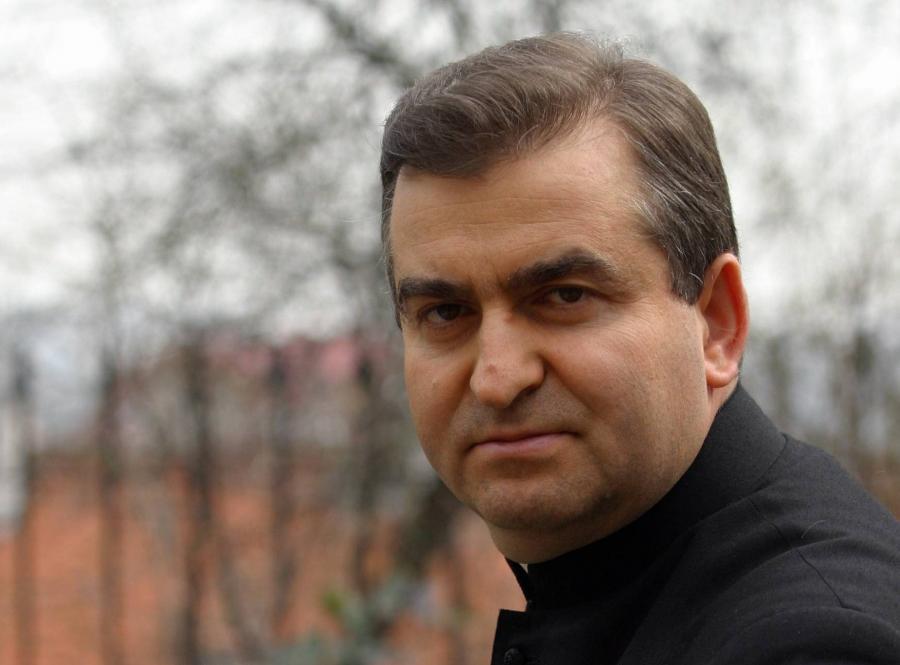Ksiądz Bogdan Bartołd