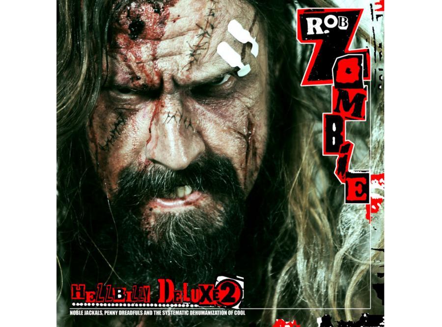 Rob Zombie wraca z najlepszą od debiutu płytą