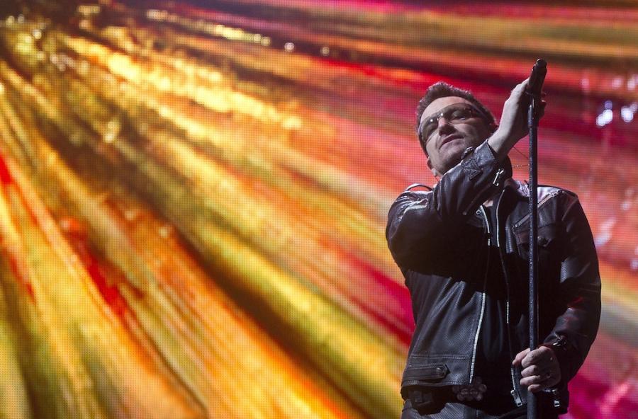 U2 prezentuje \