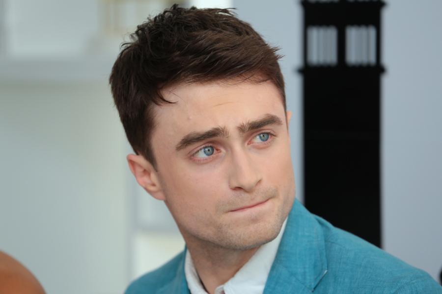 Daniel Radcliffe nie zna innego życia niż praca na planie