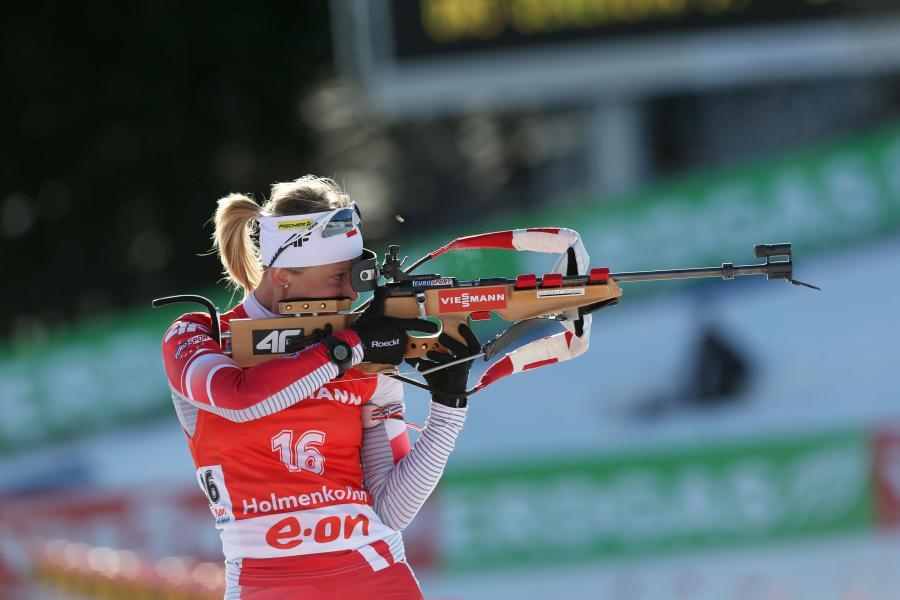 Krystyna Pałka (biathlon)
