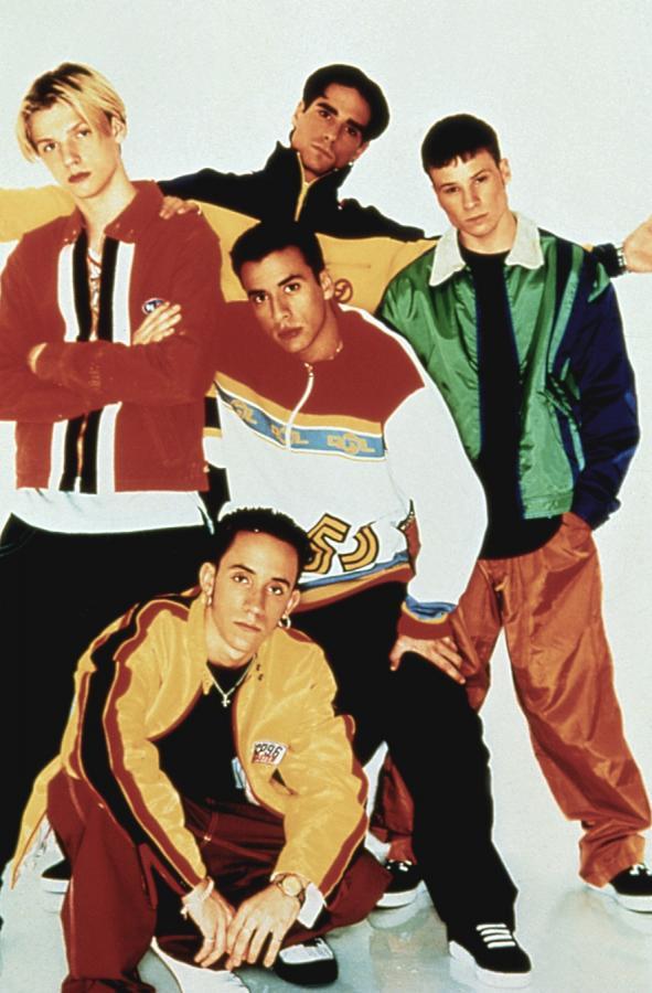 Backstreet Boys wczoraj i dziś