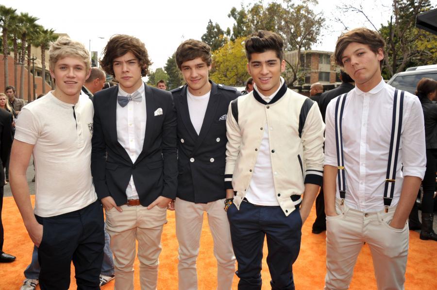 One Direction całkiem jak The Beatles?
