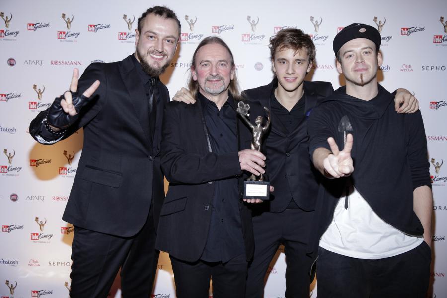 "Telekamery - ""The Voice of Poland"""