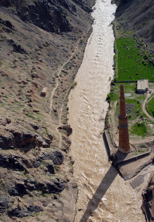 Minaret w Jam (Dżam), Afganistan