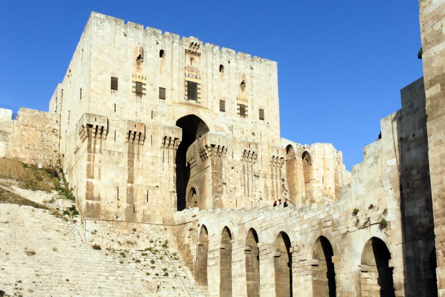 Aleppo, Syria