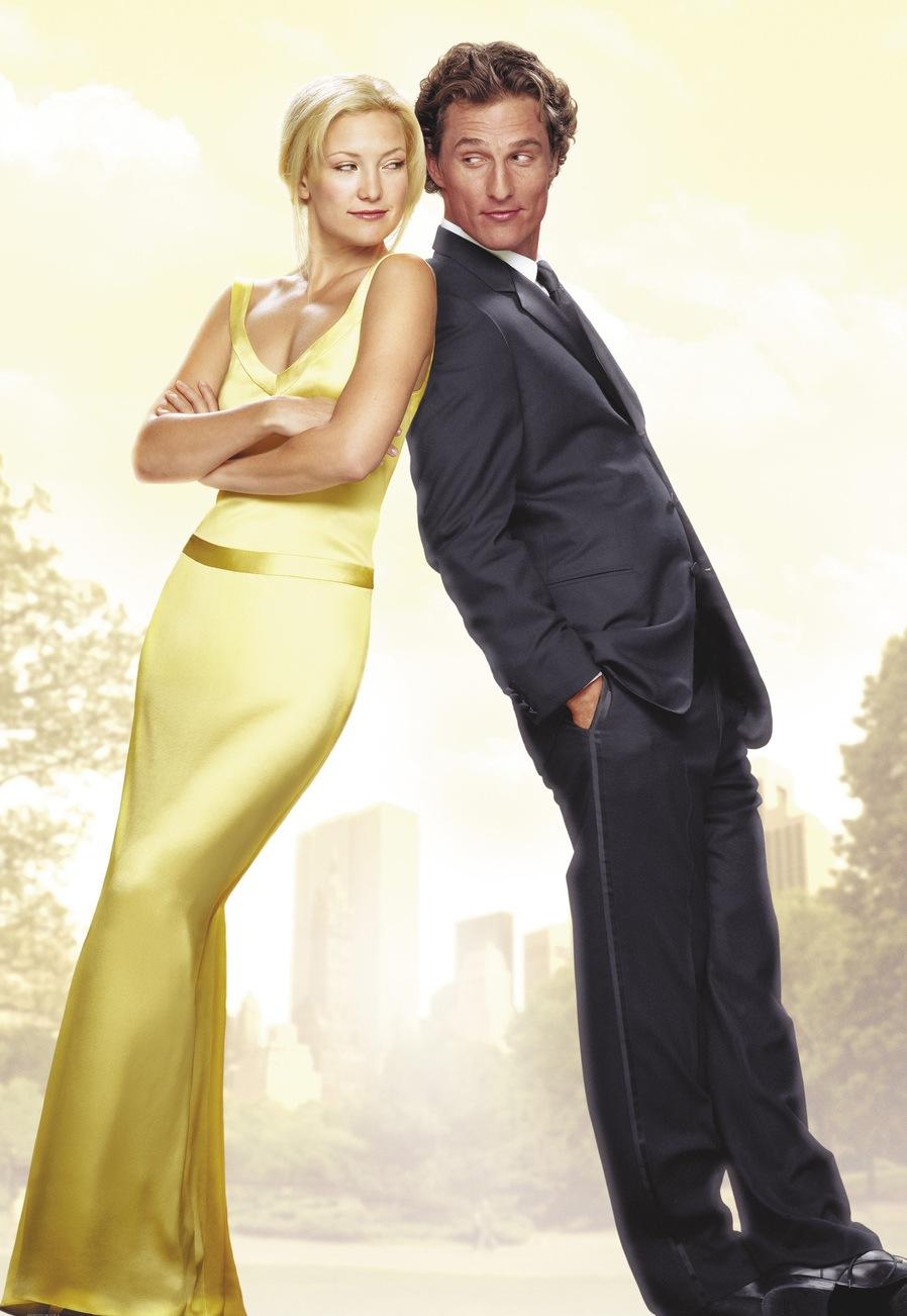 """Kate Hudson i Matthew McConaughey w komedii """"Jak stracić chłopaka w 10 dni"""""""