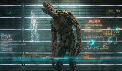 Vin Diesel jako strażnik galaktyki Groot