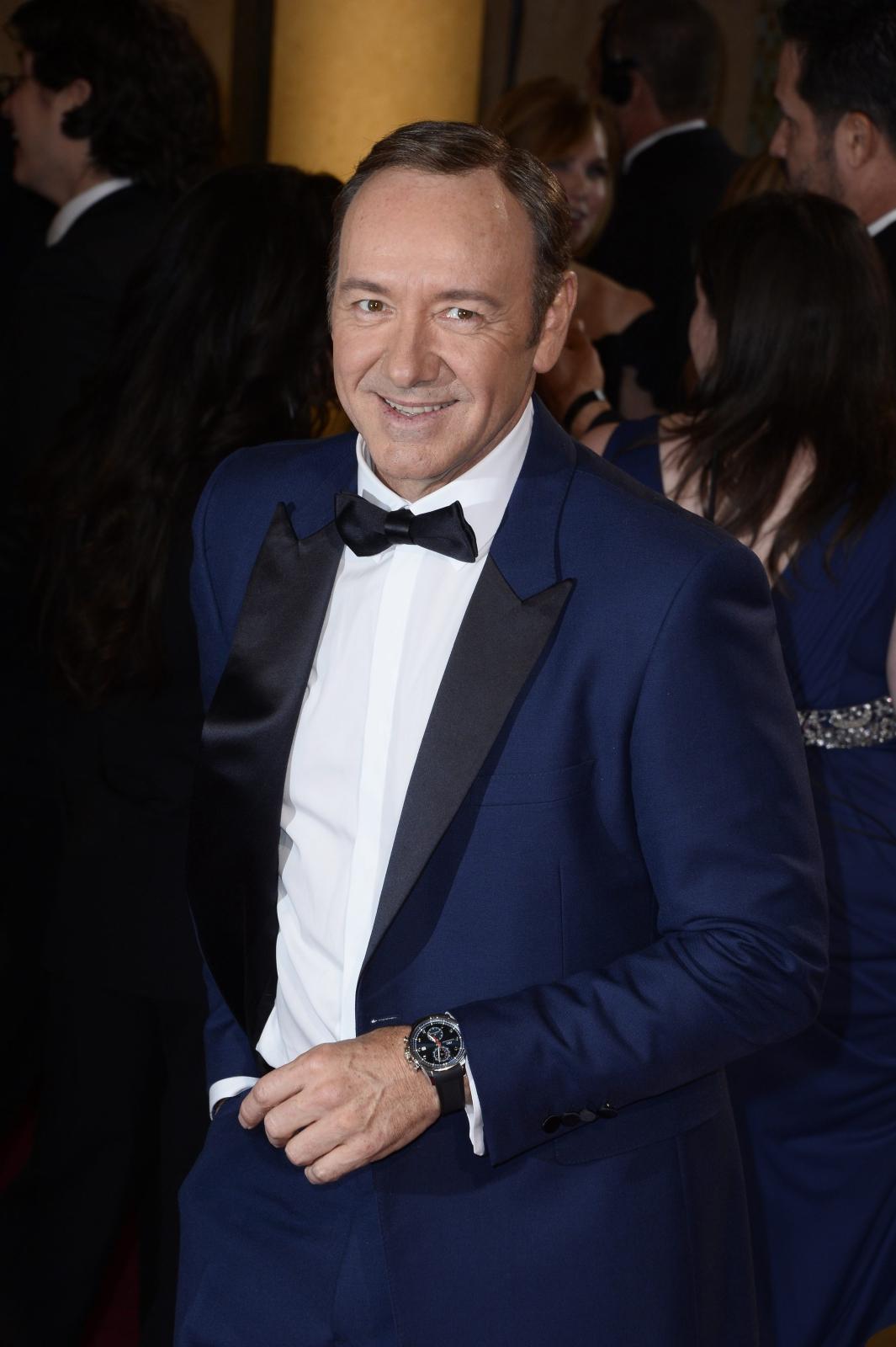 Kevin Spacey na gali Oscarów 2014