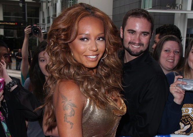 Mel B chce świętować jubileusz Spice Girls