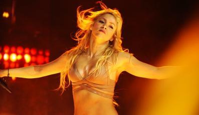 Shakira komponuje dla swego piłkarza