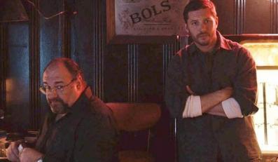 """James Gandolfini obraca pieniędzmi gangsterów w """"The Drop"""""""