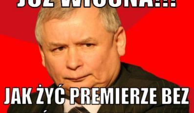 Jarosław Kaczyński - mem