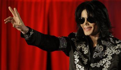 Michael Jackson w roku 2009