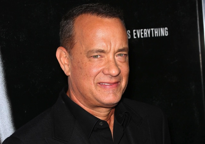 Tom Hanks w czasie zimnej wojny ze Stevenem Spielbergiem