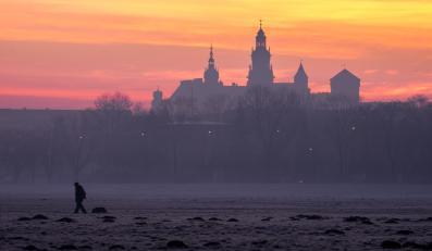 Błonia, Kraków