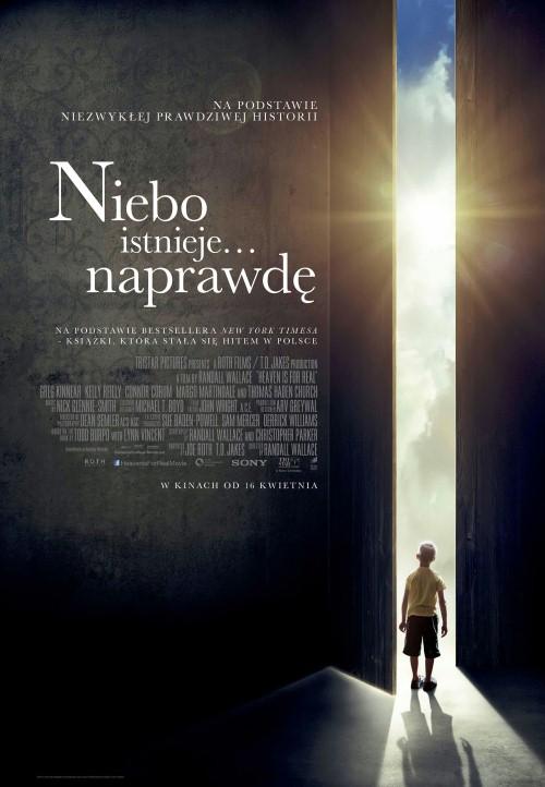 """""""Niebo istnieje... naprawdę"""" już na ekranach polskich kin"""