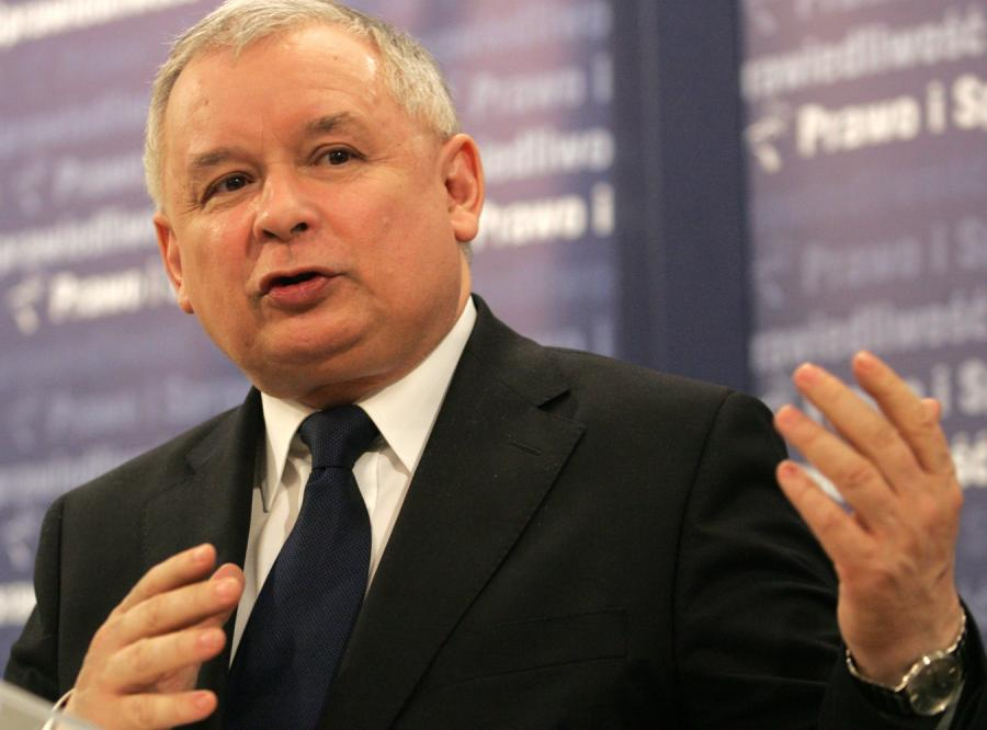 Kaczyński alarmuje: Grożą Kościołowi!