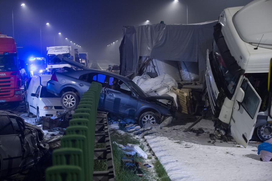 Wypadek w Kowiesach