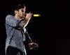 Zayn Malik podczas koncertu One Direction w Buenos Aires