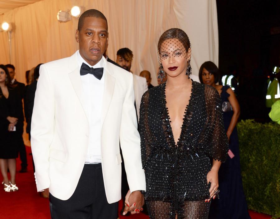 Beyoncé i Jay Z promują wspólną trasę \