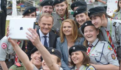 Donald Tusk we Włoszech. Uroczystości 70. rocznicy bitwy pod Monte Cassino
