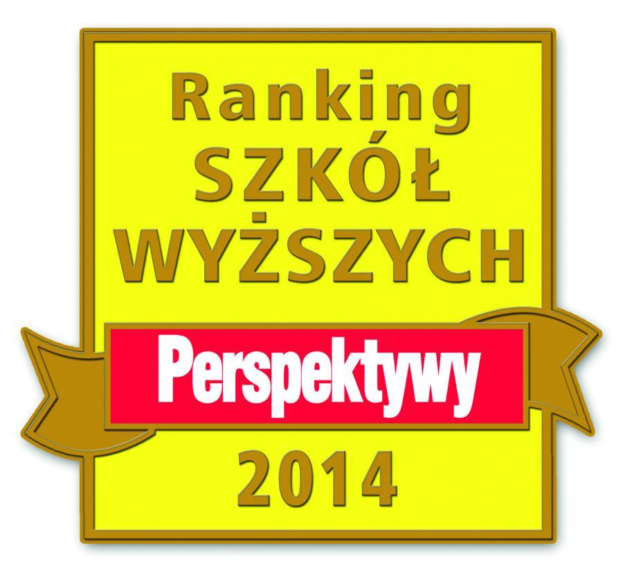 Ranking szkół wyższych - Perspektywy 2014