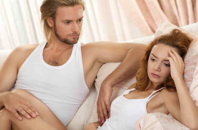O co najczęściej kłócimy się w łóżku?
