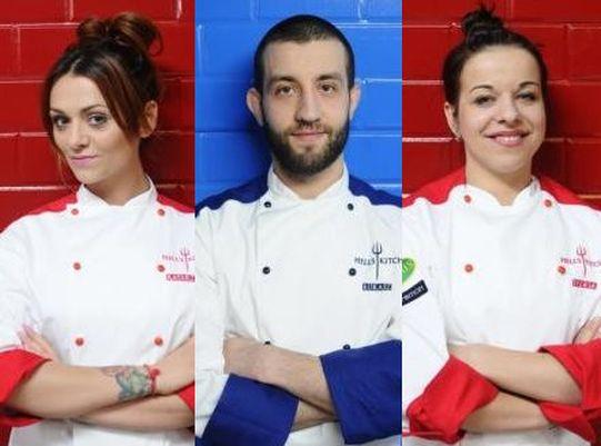 Oto Finaliści Hells Kitchen Kto Z Nich Wygra Program
