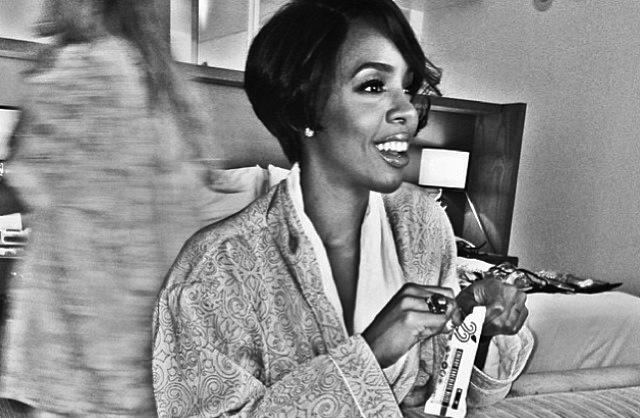 Kelly Rowland będzie mamą. Czas na batoniki?