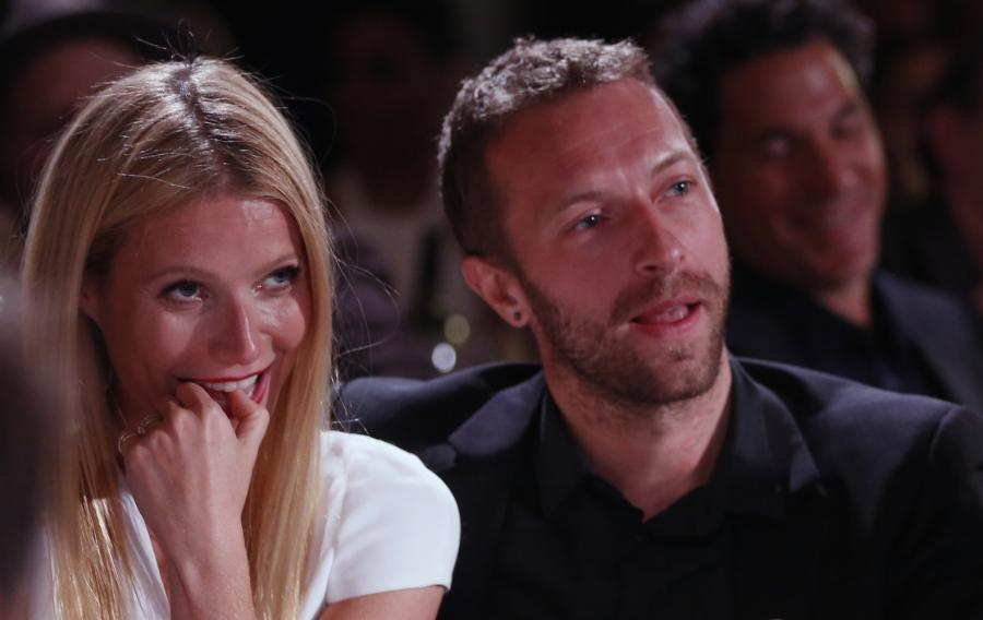 Gwyneth Paltrow i Chris Martin