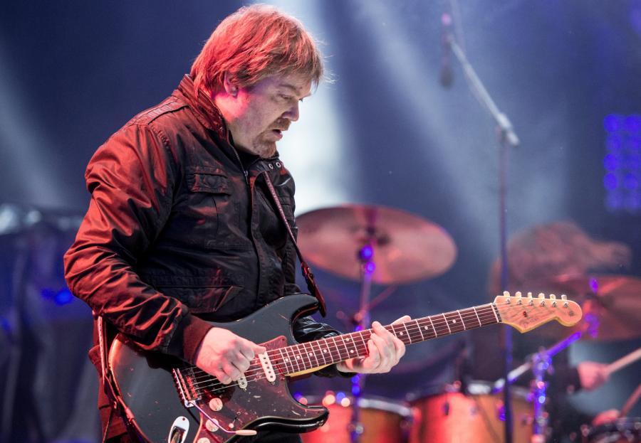 Gitarzysta grupy Alphaville –Dave Goodes