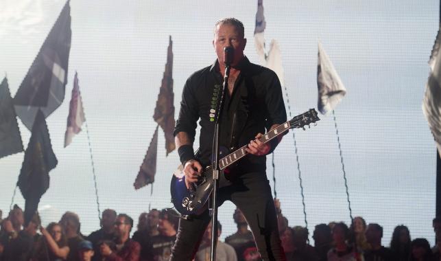 Mimo protestów, Metallica zagrała na Glastonbury Festival 2014