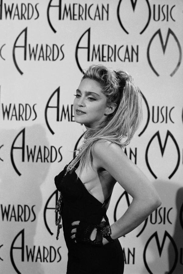 Madonna z archiwum i roku 1985