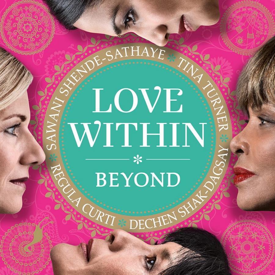 "Okładka albumu ""Love Within"""