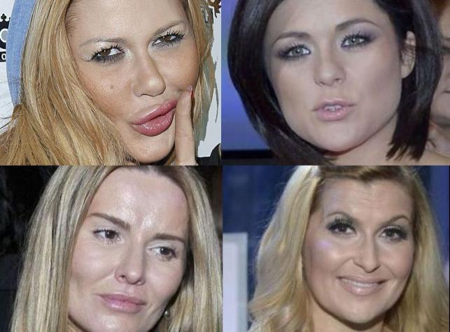 Iwona Węgrowska, Kasia Cichopek, Hanna Lis, Katarzyna Skrzynecka