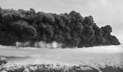 Cały świat cierpi przez wulkan