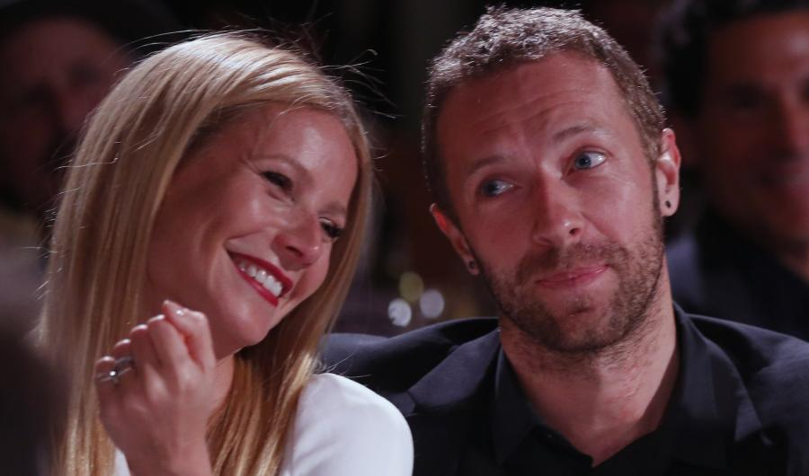 Gwyneth Paltrow sąsiadką Chrisa Martina