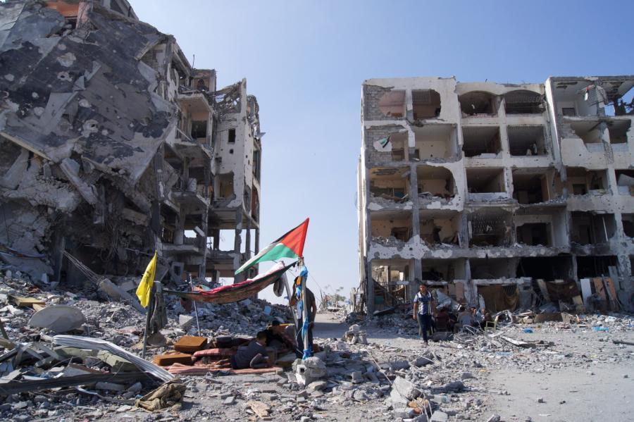 Nowy Pomysł Na Zakończenie Wojny W Strefie Gazy? Egipt Ma