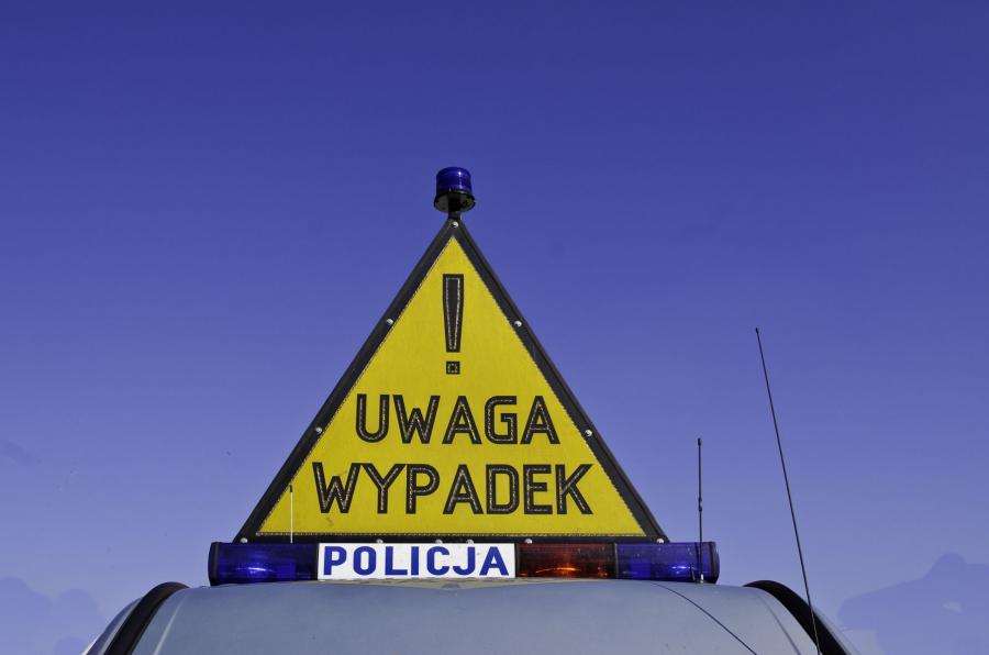 Uwaga, wypadek!