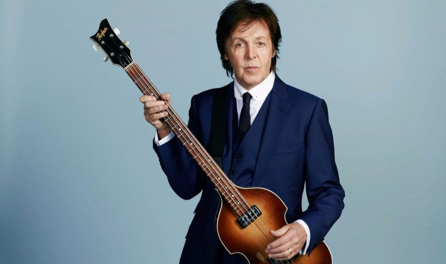 Paul McCartney nagrał kawałek pod tytułem \