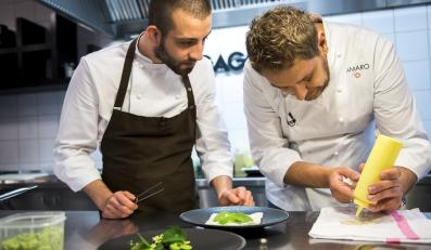 """Hell's Kitchen"": Wojciech Modest Amaro i Łukasz Kawaller"