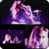 Grace McKagan i The Pink Slips w akcji