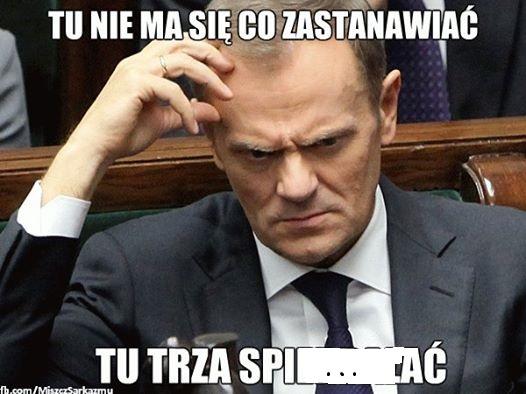 Tusk szefem Rady Europejskiej - mem / Miszcz Sarkazmu